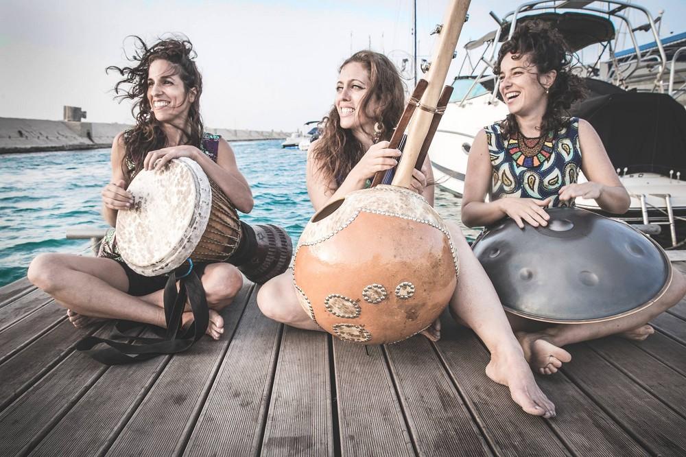 טריו מלאייקה<br>Malaika Trio