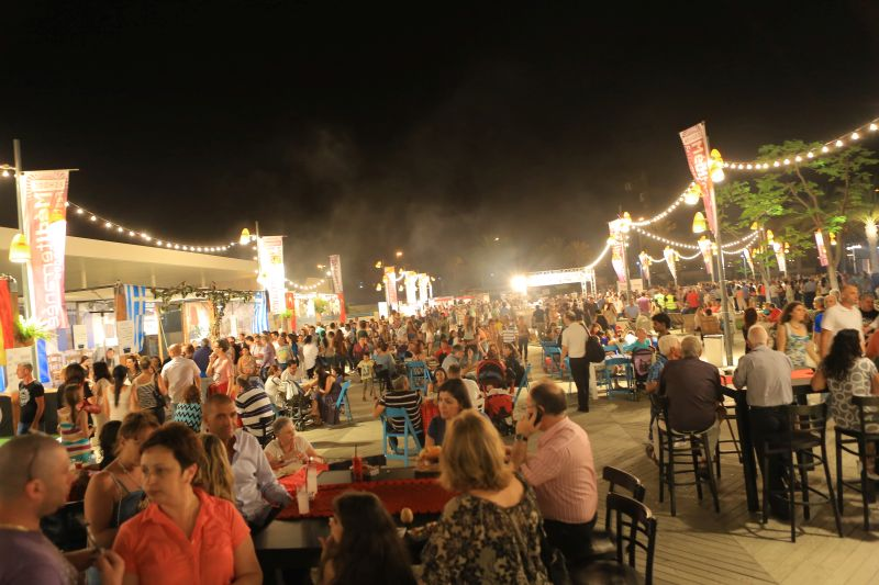 פסטיבל האוכל הים תיכוני 2017